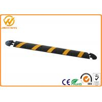 Buy cheap 60ft 1830mm Road Safety Reflective Rubber Speed Bump With Panama Standard from wholesalers