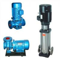 Buy cheap ISG series single stage end suction centrifugal pipeline pump,vertical centrifugal pump from wholesalers