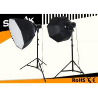 Buy cheap 300W Daylight LED Video Light Kits AC90 - 240V / 50 - 60Hz , Film Lighting Equipment from wholesalers