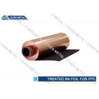 Buy cheap Surface Treated RA Copper Foil Roll Sheet With High Peel Strength For FPC product
