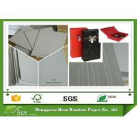 Buy cheap High density recycled Grey Board Sheets Chipboard used for notebook product