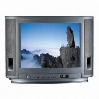Buy cheap 21-inch Color Television with Eco-safe, Game and Calendar Function from wholesalers