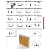 Buy cheap Aluminium Kitchen Cabinet Handles G Profiles from wholesalers