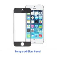 Buy cheap Black Replacement Tempered Glass Panel Touch Screen Digiziter For Iphone 5S from wholesalers