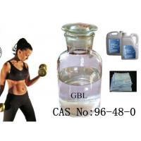 Buy cheap Medical GBL Bodybuilding Supplements Gamma Butyrolactone 96-48-0 from wholesalers