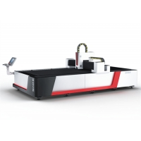 Buy cheap Mild Steel Fiber Laser Cutter Compact Very Strong Soft Optical Effect from wholesalers
