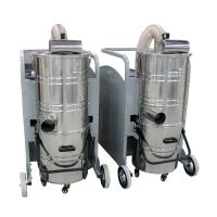 Buy cheap High Efficiency Industrial Wet Dry Vacuum Cleaners with Stainless steel frame from wholesalers