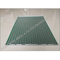 Buy cheap Professional Shale Shaker Screen Light Weight SS304 / SS316 Raw Material product