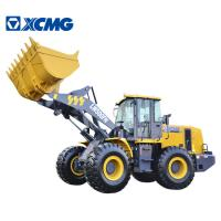 Buy cheap XCMG Articulated Wheel Loader / Medium Wheel Loader Color Can Optional from wholesalers