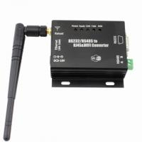 Buy cheap RS232 Wireless Serial Server Data Modules Transceiver , WiFi Serial Port Device Server from wholesalers