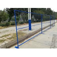 Buy cheap Festivals Canada Temporary Fencing Prevent Ultraviolet Radiation Acid Rain Corrosion product