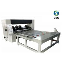 Buy cheap Compact Size Automatic Slotting Machine For Corrugated Cardboard Manufacturing from wholesalers