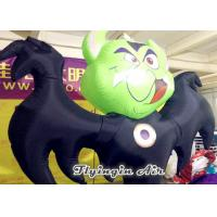 Buy cheap Customized Cute Inflatable Bat Goblin for Halloween Decoration from wholesalers