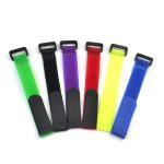 Buy cheap Heavy Duty Self Locked Hook Loop Straps , Nylon Hook Loop Cable Tie from wholesalers