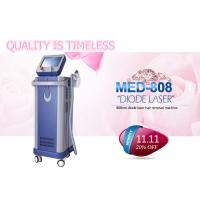 Buy cheap Pain Free 808nm Diode Laser Hair Removal Machine With Germany Laser Bars from wholesalers