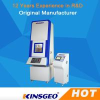 Buy cheap 300kg 800*800*1830mm Lithium Ion Comprehensive Battery Testing Equipment With Hydraulic Drive from wholesalers