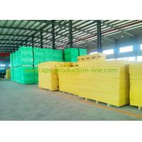Buy cheap Yellow X700 Extruded Polystyrene Foam Sheets for Highspeed Railway from wholesalers
