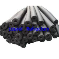 High Density Plastic Rubber Foam Pipe Insulation Sound Absorption Fireproof