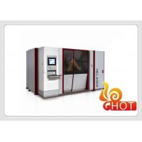 Buy cheap Stainless Steel / Carbon Steel Metal Laser Cutting Machine 3000*1500mm from wholesalers