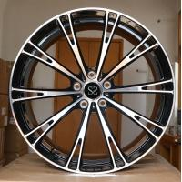 Buy cheap custom for audi forged replica 1 piece forged machine face aluminum alloy wheels rims from wholesalers