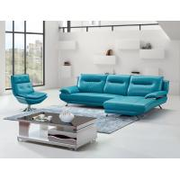 Buy cheap Modern Furniture Office Sectional Genuine Leather Sofa Set Sofa furniture from wholesalers