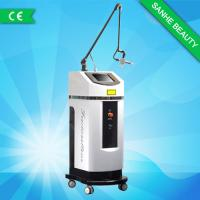 Buy cheap RF Tube Wrinkle Remove Co2 Fractional Laser Machine For Skin Resurfacing 10600nm from wholesalers