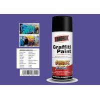 Buy cheap Xylene Free Fast Drying Spray Paint UV Resistant With Great Control Caps from wholesalers