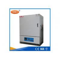 Buy cheap Micro PID + SSR + Timer Control Laboratory Test Equipment High Temp Oven from wholesalers