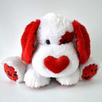Buy cheap Cute Plush Toys for baby, Cute Little Dog Plush. from wholesalers
