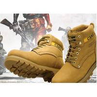 Buy cheap High Ankle Military Steel Toe Work Shoes For Men 44 Size Anti Static S3 Grade from wholesalers