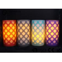 Buy cheap Party decoration  Real Wax Electronic Candles , Carved craft LED candle product