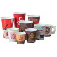 Buy cheap Beverage Packaging PE Single Wall Paper Cups from wholesalers