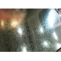 Buy cheap Regular Spangle or zero Spangle  Hot Dipped Galvanized Steel Coil 0.2mm - 1.5mm Thickness from wholesalers