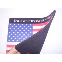Buy cheap Anti Slip Rubber Mouse Mat, Cool Printed Mousepads For Advertising from wholesalers