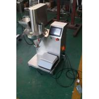 Buy cheap Semi Automatic Auger Filler Machine SUS304 Stainless Steel Volumetric Auger Screw Weighing Type Machinery from wholesalers