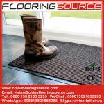 Buy cheap Ribbed Carpet Floor Mat Stop Dirt Absorb Moisture Non Slip Rib Carpet Door Mat from wholesalers