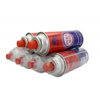 Buy cheap Butane Lighter gas and lighter gas can and butane gas refill canister from wholesalers