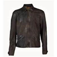 Buy cheap customized S M L XL XLL XXXL cotton fashion Fleece Lined Leather jacket for men product
