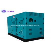 Buy cheap 200kW Silent Diesel Generator Water Cooling  Engine and Alternator Electric Generator product