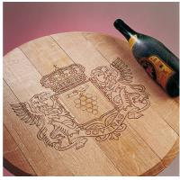 Buy cheap Laser Wood Engraving Machine High Accuracy , Desktop Laser Engraver For Craft Gift from wholesalers