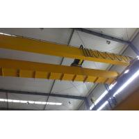 Buy cheap 25 Ton Electric Overhead Traveling Double Girder Crane , Overhead Lifting Equipment  from wholesalers