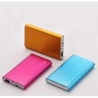 Buy cheap Cheap mobile portable power 6000mAh / mobile power supply from wholesalers