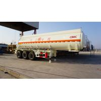 Buy cheap Hot selling 3 axles 40-60 tons oil |/fuel tanker trailer trucks for sale from wholesalers