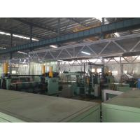 Buy cheap Horizontal Metal Cutting Machine Double Uncoiler For Steel Coil Cut from wholesalers