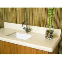 Buy cheap Corian Solid Surface Bathroom Vanity tops product