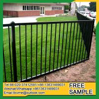 Buy cheap Pensacola used wrought iron railings for sale Shreveport balcony fence from wholesalers