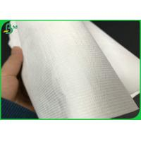 Buy cheap White 1443r Inkjet Printing 43gsm Tyvek Printer Paper Rolls For Making Medical Suits from wholesalers