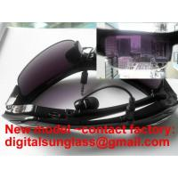 Buy cheap 2010 New Model 2GB MP3 Sunglasses (Sunglasses with MP3 Player) from wholesalers