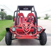 Buy cheap 150cc Go Kart Buggy Rear Shock Automatic Dune Buggy Electric Double / Single A - Arm from wholesalers