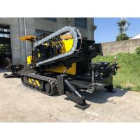 Buy cheap Small Trenchless Horizontal Mini HDD Machine For Construction Drilling Rig Machine product